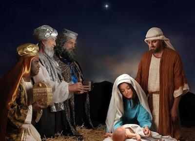 Początki święta Bożego Narodzenia