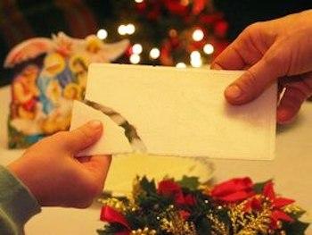 O zwyczajach bożonarodzeniowych
