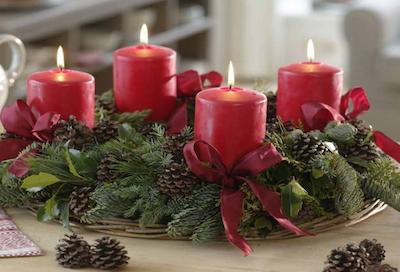 Wiecie, że każda świeca w wieńcu adwentowym ma swoją nazwę i specjalne znaczenie?