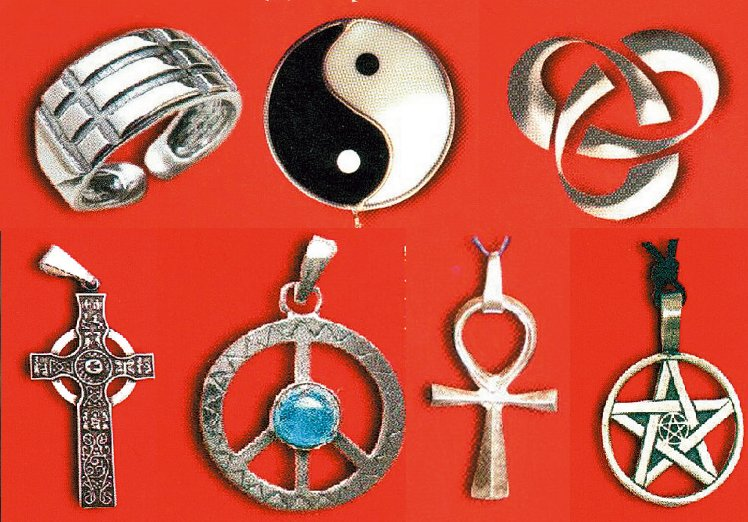 Symbole okultystyczne - Sekty !!!