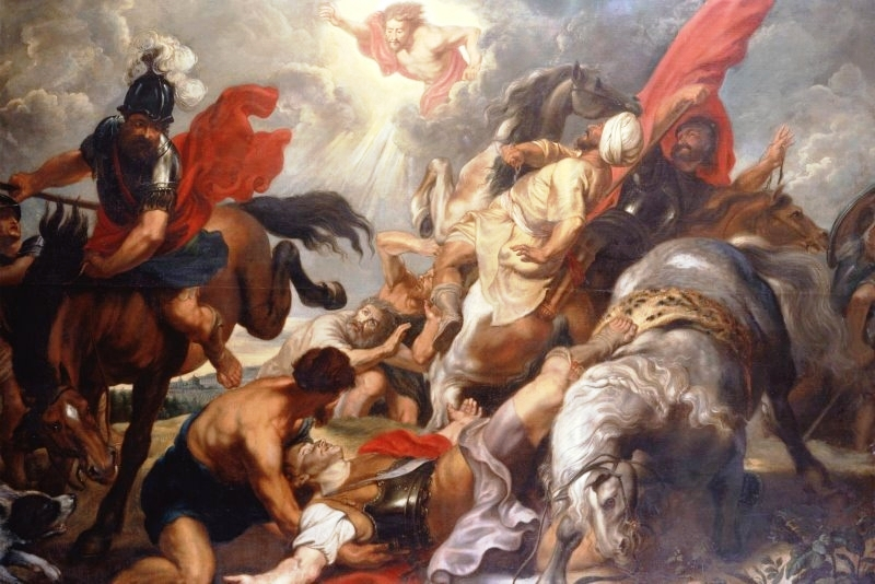 TheConversion ofSt.Paul Rubens